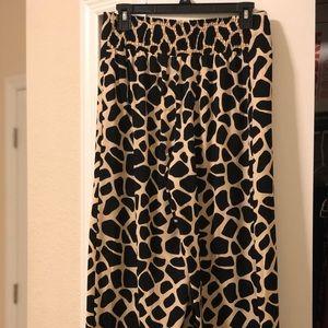 Bar III Luxurious, flowing pants